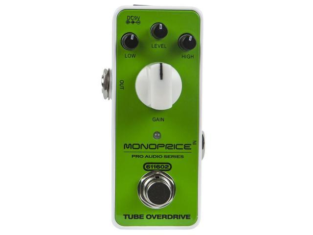 Tube Overdrive Mini Pedal (611602)