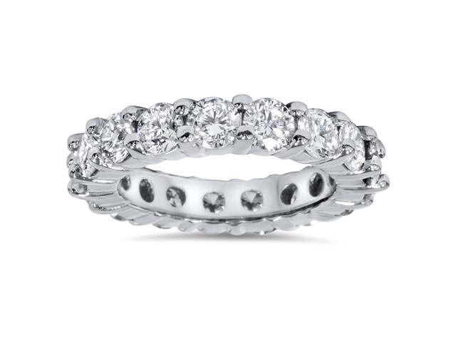 4ct Diamond Eternity Ring 950 Platinum