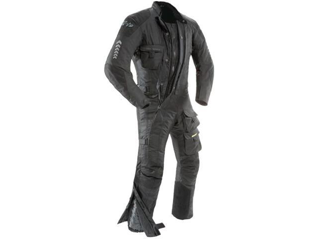 Joe Rocket Survivor 1-pc Textile Suit Black SM