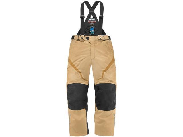 Icon Raiden DKR Mens Pants Tan/Black LG