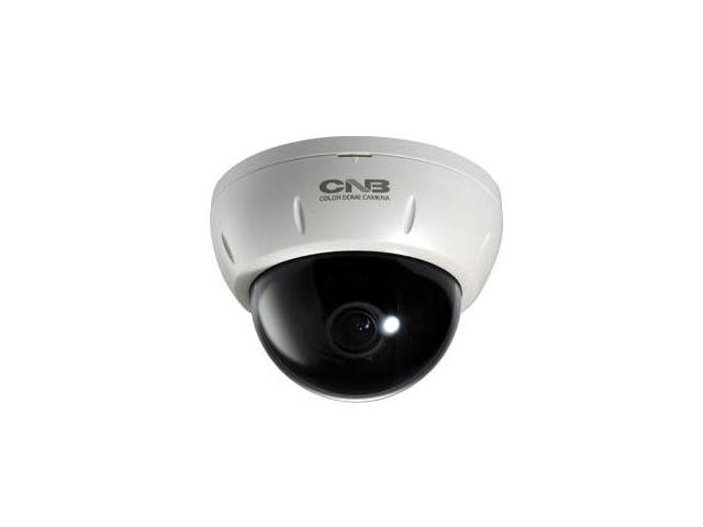 CNB DBB-34VD Dome Camera 580TVL Blue-i DSP Double-Scan WDR 3D-DNR DSS Dual Power