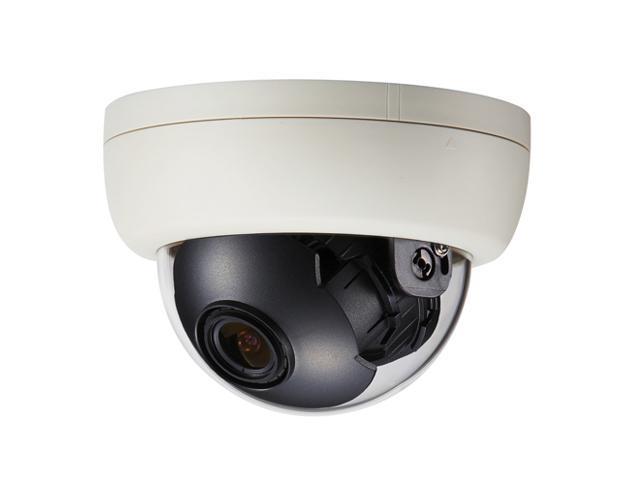 KT&C KPC-DW100NHV15 Dome Camera 550 TVL, 0.001Lux, 2.6~11mm wide Lens, Dual Voltage, OSD Menu