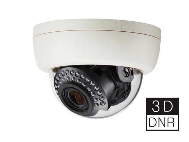 KT&C KPC-DNH100NHB 600TVL 3D-DNR 30 IR led Dual Power Varifocal Lens (Optional)