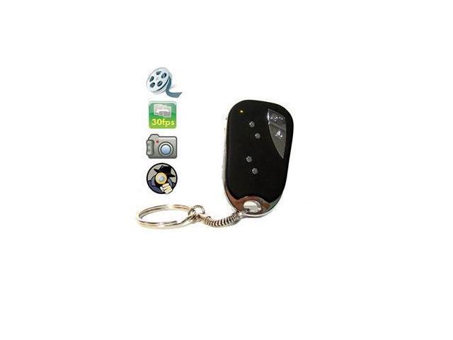 CAR REMOTE KEY MINI SPY HIDDEN DVR MICRO CAMERA DVR