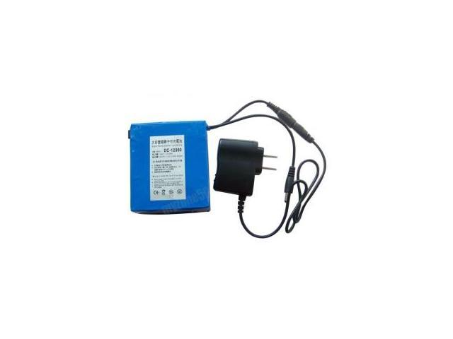 12V Rechargeable Lithium-ion Battery for cctv cameras