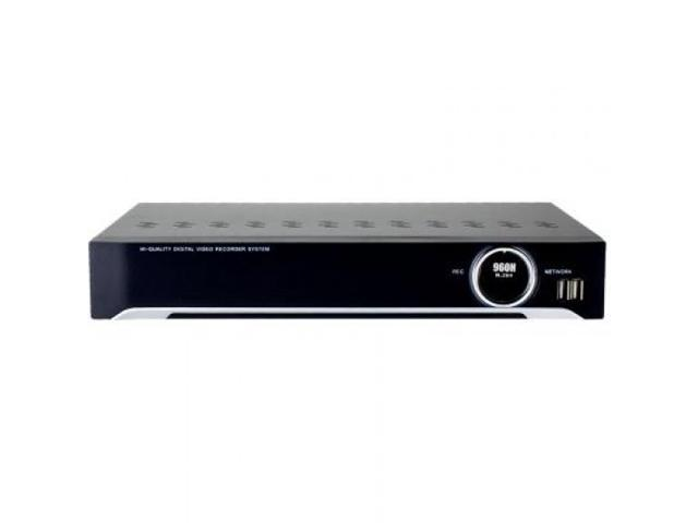 Eyemax Prestige 960H 4ch DVR system, real-time recording, HDMI, MAC support (Barebone)