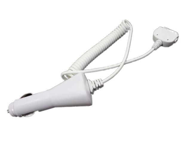 Wired DC Car Charger Power Adapter for iPhone 2G 3G 4G 4S