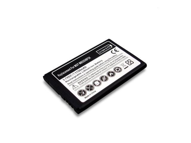 New Cell Phone Battery for Motorola BF5X MB520 Bravo MB525 Defy Droid 3 XT862 XT860