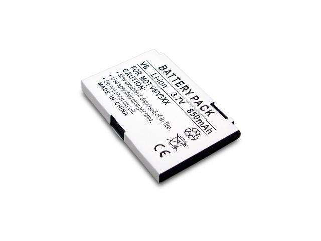 New Cell Phone Li-ion Battery BZ60 for Motorola RAZR V3a V3c V3e V3i V3m V3r V3t V3xx V6 CFNN1045 SNN5789A SNN5789B SNN5789C