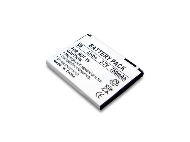 New Cell Phone Li-ion Battery BX40 BX41 BX50 for Motorola Z9 ZINE ZN5 V8 V9 V9M V9x U9 RAZR II 2 i9 Stature
