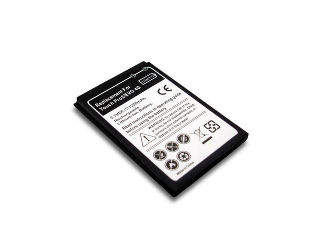New Cell Phone Battery for Sprint HTC 7 Arrive T7575 Parts Number 35H00123-08M 35H00123-11M