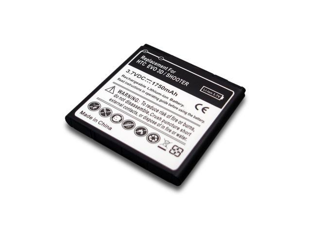 Cell Phone Battery for HTC Sensation 4G G14 XE G18 z715e Shooter XL G21 35H00170-00M 35H00153-01M Sensation XL X315E Eternity ...