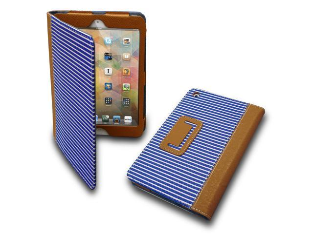 """Brown Cowboy Protector Case Cover Shell Stand for The New iPad Mini Tablet 7.85"""""""