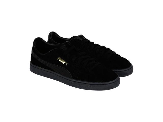 Puma X Vashtie States Black Mens Lace Up Sneakers