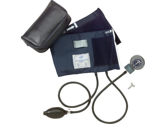 Medline MDS9413 Nite-Shift Premier Handheld Aneroid,Black Case Of 1 EA
