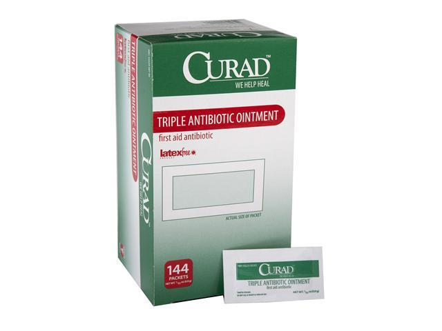 Medline CUR001209Z Triple Antibiotic Ointment Case Of 144 EA