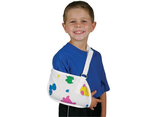 Medline ORT11400XXS Pediatric Arm Slings,Pediatric Print,XX-Small Case Of 1 EA