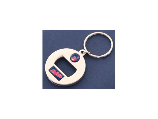 cleveland indians ez bottle opener keychain. Black Bedroom Furniture Sets. Home Design Ideas