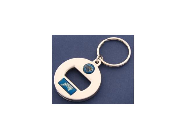 Jacksonville Jaguars EZ Bottle Opener Keychain