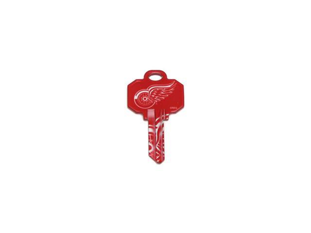 Detroit Red Wings Schlage SC1 House Key