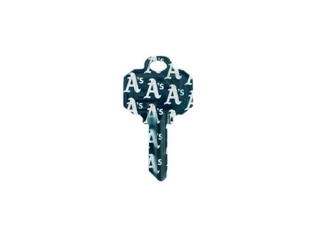 Oakland Athletics Schlage SC1 House Key
