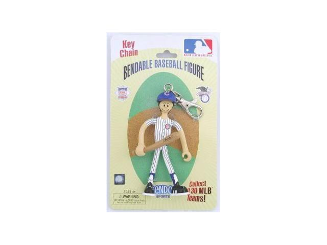 Chicago Cubs BENDOS bendable Keychain