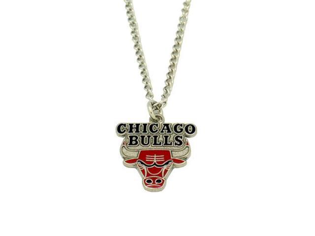 Chicago Bulls Pendant Necklace