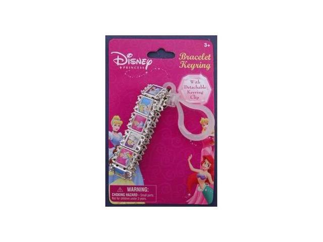 Cinderella Portait Bracelet Key Chain