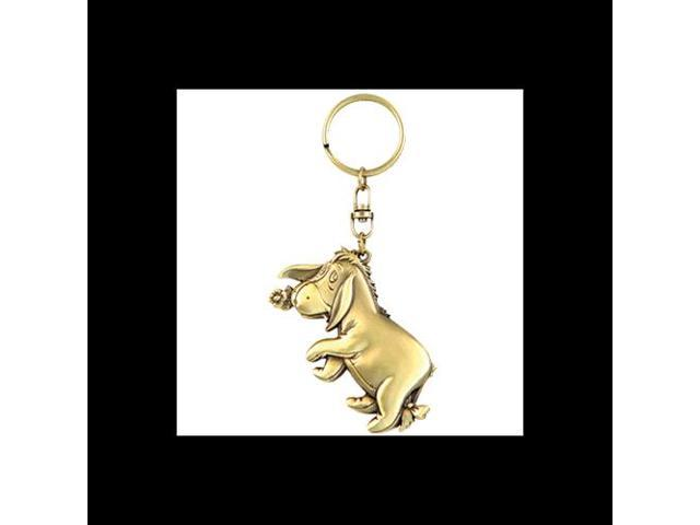Eeyore Winnie The Pooh Brass Key Chain