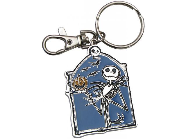 Jack Skull Pumpkin Nightmare Before Christmas Keychain