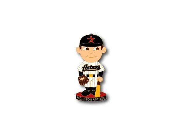 Houston Astros Bobble Head Pin