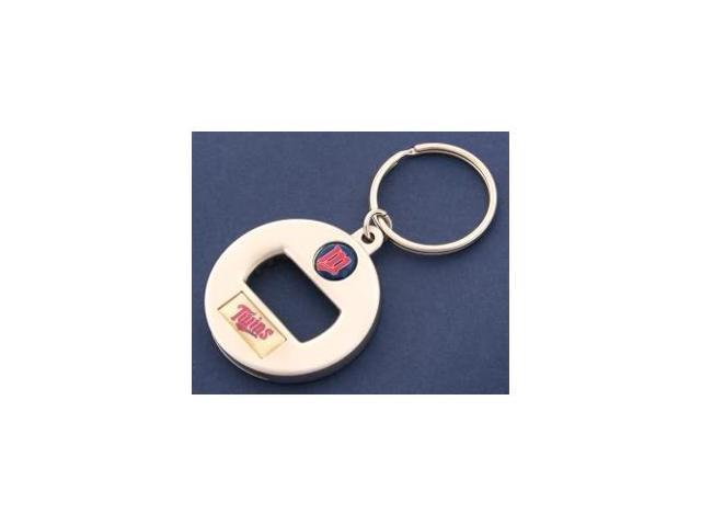 Minnesota Twins EZ Bottle Opener Keychain