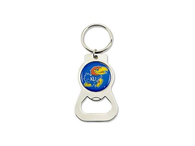 University Of Kansas Bottle Opener Keychain (AM)