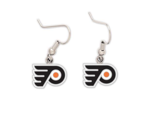 Philadelphia Flyers Dangle Earrings