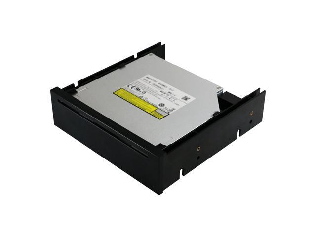 "Archgon Slot-loading Internal DVD RW with One bay for 2.5""/3.5"" SSD or HDD"