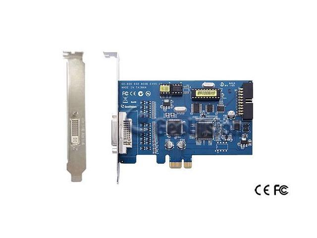 GeoVision DVR Video Capture Card, GV800 16CH (120FPS)