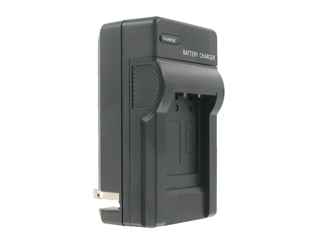 TechFuel Travel Battery Charger for Sony Cyber-shot DSC-H55 Digital Camera