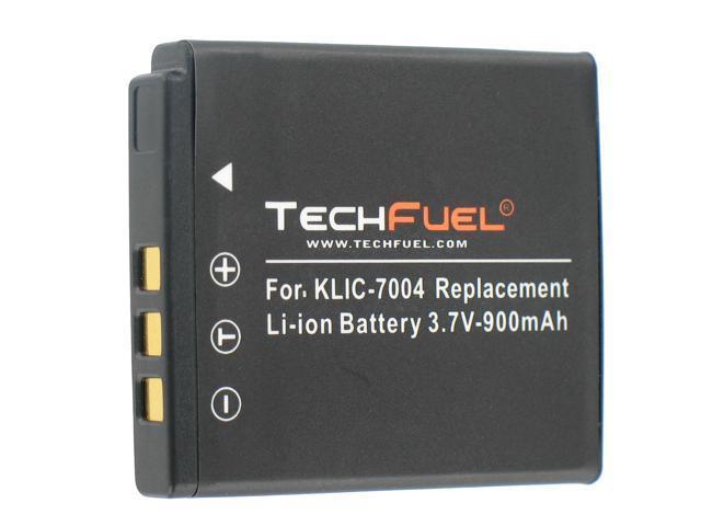 TechFuel Li-ion Rechargeable Battery for Kodak Playsport Video Digital Camera