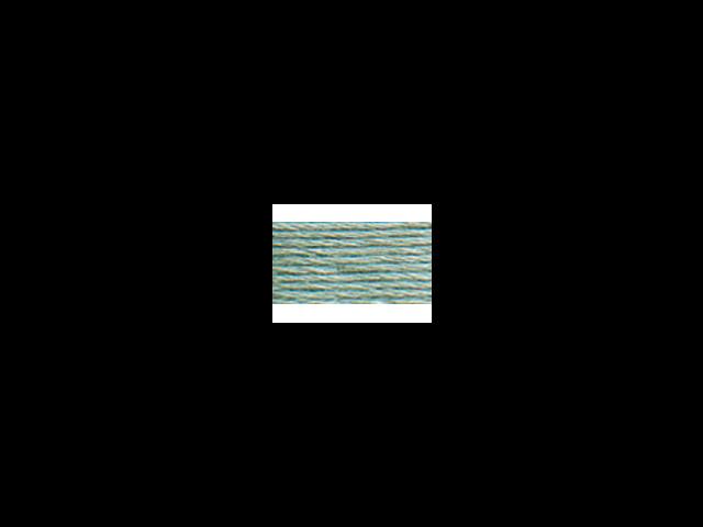 DMC Pearl Cotton Skeins Size 5 - 27.3 Yards-Light Grey Green