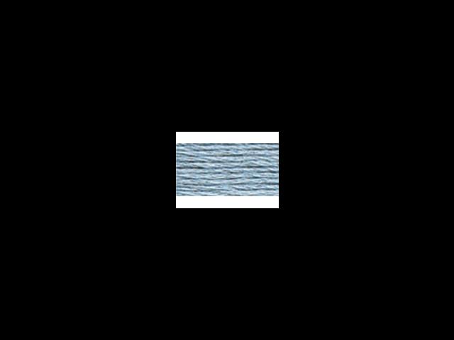 DMC Pearl Cotton Skeins Size 3 - 16.4 Yards-Light Antique Blue