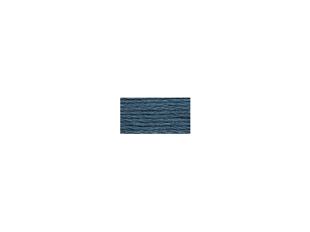 DMC Pearl Cotton Skeins Size 5 - 27.3 Yards-Dark Antique Blue