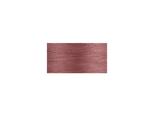 Natural Cotton Thread Solids 876 Yards-Mauve