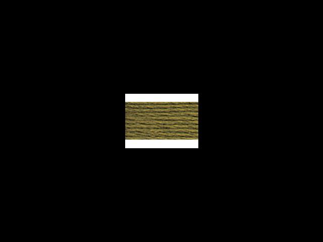 DMC Pearl Cotton Skeins Size 3 - 16.4 Yards-Very Dark Olive Green
