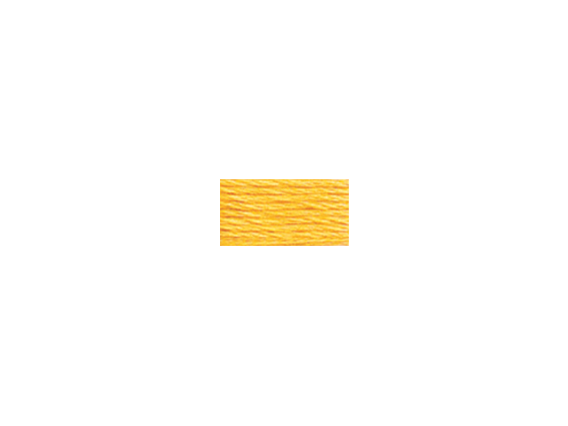 DMC Pearl Cotton Skeins Size 3 - 16.4 Yards-Medium Yellow