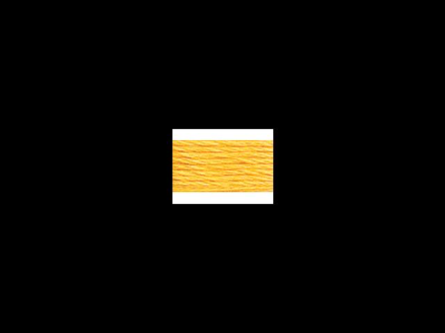 DMC Pearl Cotton Skeins Size 5 - 27.3 Yards-Medium Yellow