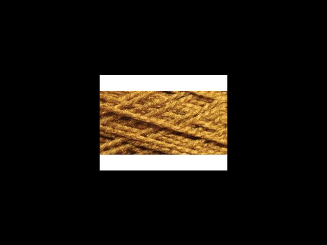 Needloft Craft Yarn 20 Yard Card-Gold