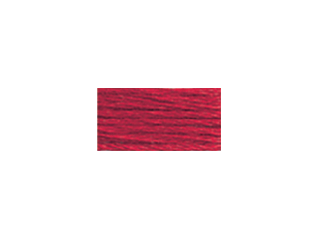 DMC Pearl Cotton Balls Size 8 - 95 Yards-Red