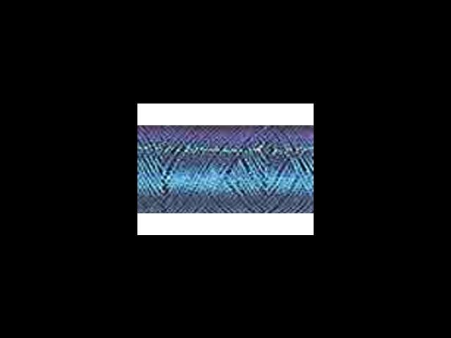 Sulky Metallic Thread-Peacock Blue