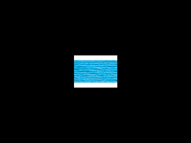 DMC Pearl Cotton Skeins Size 5 - 27.3 Yards-Medium Electric Blue