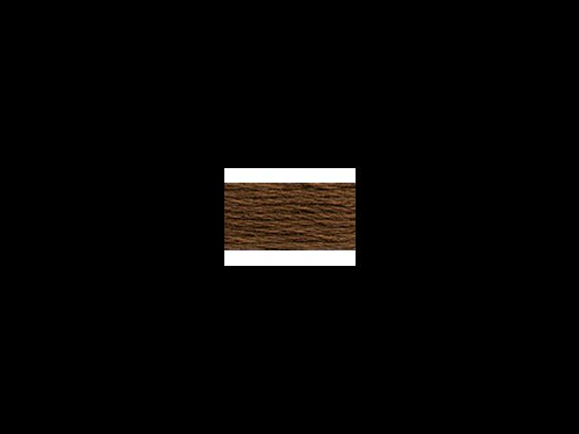 DMC Pearl Cotton Skeins Size 3 - 16.4 Yards-Dark Coffee Brown